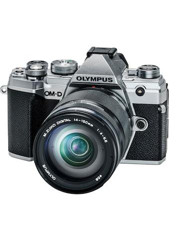 Olympus Systemkamera »OM-D E-M5 Mark III«, M.Zuiko Digital ED 14-150mm F/4-5.6, 20,4... kaufen