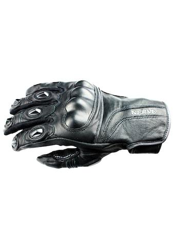 NERVE Motorradhandschuhe »KQ11«, mit Weitenverstellung kaufen