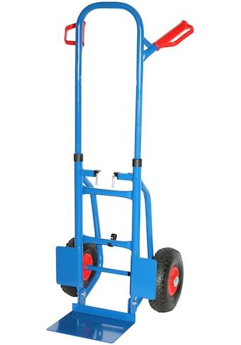 SZ METALL Sackkarre, 120x50x53 cm, 250 kg, faltbar kaufen
