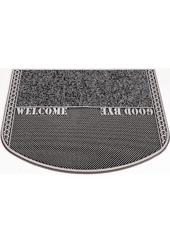 CarFashion Fußmatte »TC Clean In & Out«, rechteckig, 8 mm Höhe, Schmutzfangmatte, mit... kaufen