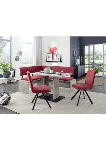 SCHÖSSWENDER Eckbankgruppe »Elegance«, frei im Raum stellbar kaufen