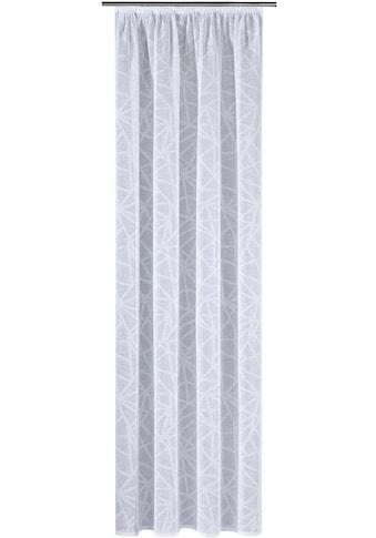 Vorhang, »Joachim«, Gerster, Kräuselband 1 Stück kaufen