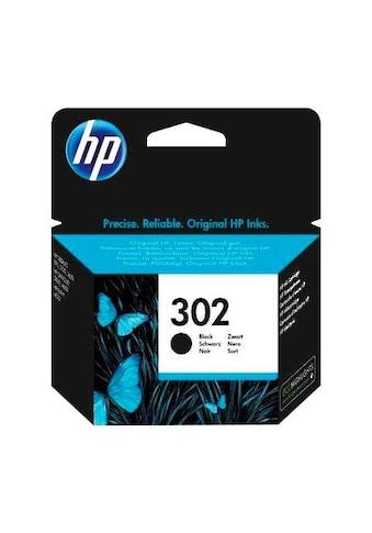 HP »hp 302, original, F6U66AE , schwarz« Tintenpatrone kaufen