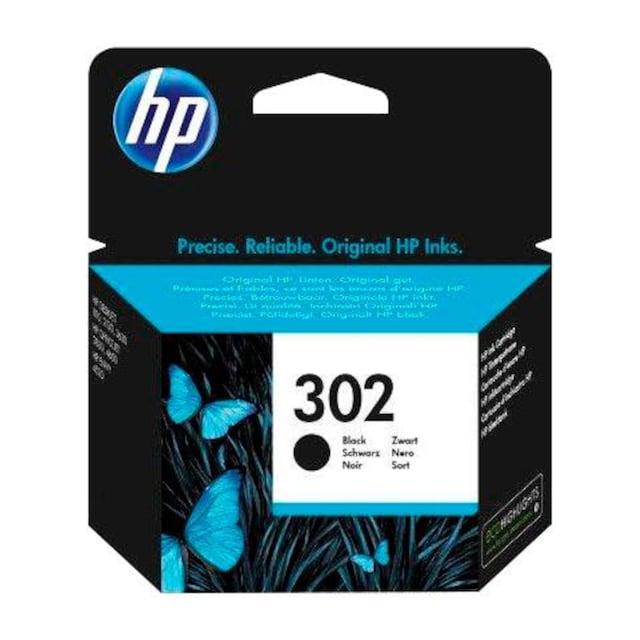 HP »hp 302, original, F6U66AE , schwarz« Tintenpatrone
