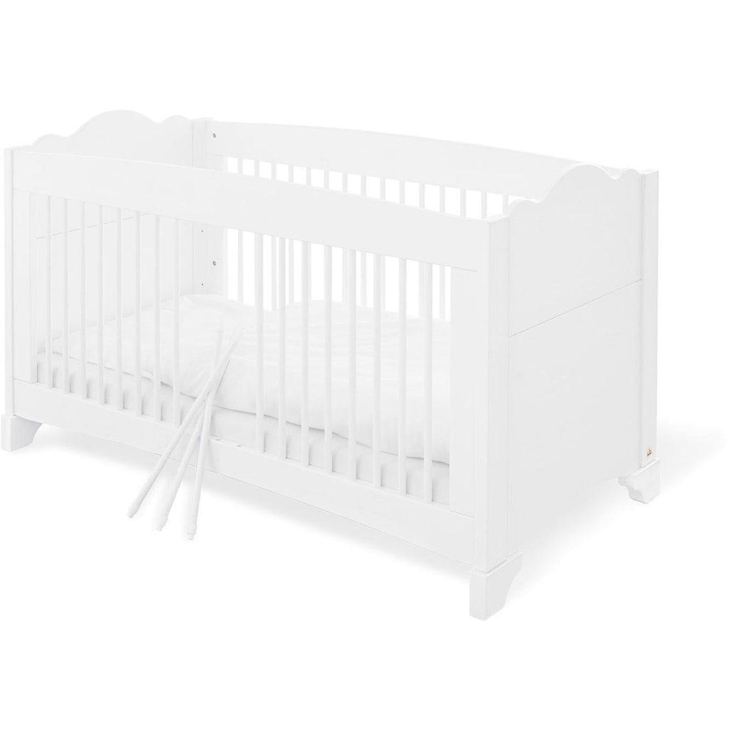 Pinolino® Babyzimmer-Komplettset »Pino«, (Set, 3 tlg.), extrabreit groß mit 3 Türen; Made in Europe