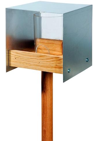 LUXUS-VOGELHAUS Vogelhaus, BxTxH: 15x16x177 cm, mit Standbein kaufen