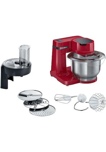 BOSCH Küchenmaschine MUMS2ER01, 700 Watt, Schüssel 3,8 Liter kaufen