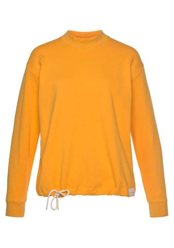 SOMWR Sweatshirt »SWEET SWEATER«, mit einem höheren Kragen, nachhaltig & klimapositiv kaufen