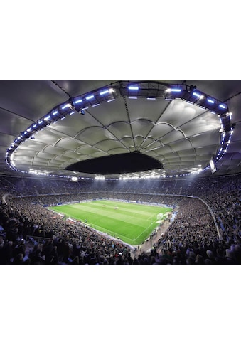 Wall-Art Vliestapete »Hamburger SV im Stadion bei Nacht« kaufen