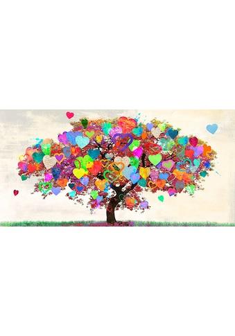 my home Deco-Panel »MALIA RODRIGUES - Tree of Love« kaufen