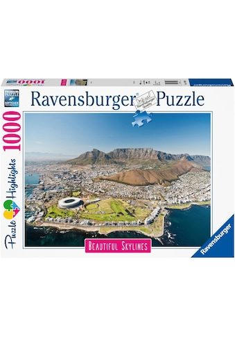 "Ravensburger Puzzle ""Puzzle Highlights Beautiful Skylines  -  Cape Town"" kaufen"