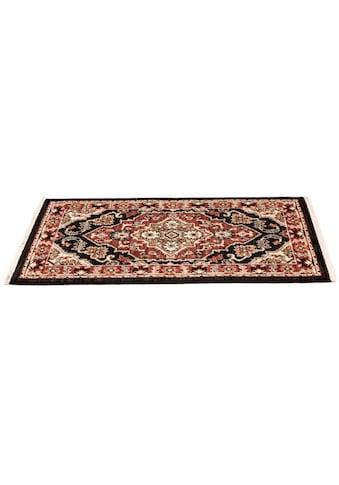 LUXOR living Teppich »Sempura«, rechteckig, 8 mm Höhe, Orient-Optik, mit Fransen, Wohnzimmer kaufen