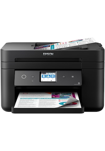 Epson »WorkForce WF - 2860DWF« Multifunktionsdrucker (WLAN (Wi - Fi),LAN (Ethernet)) kaufen