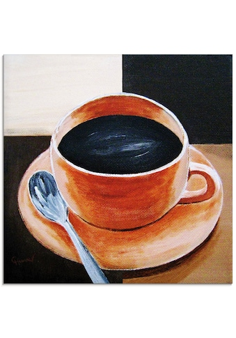 Artland Glasbild »Kaffee«, Getränke, (1 St.) kaufen