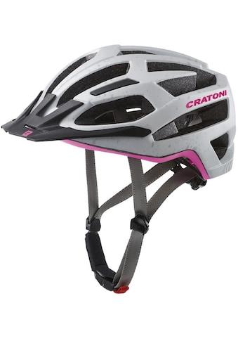 Cratoni Mountainbikehelm »MTB-Fahrradhelm C-Flash«, Reflektoren, dreifache... kaufen