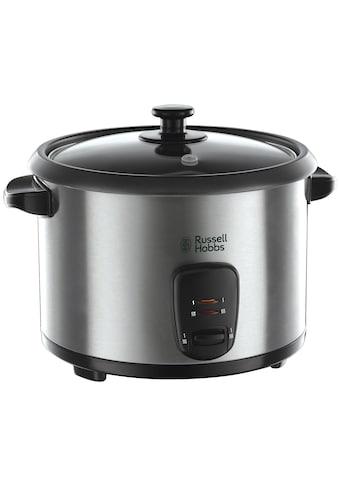 RUSSELL HOBBS Reiskocher »19750-56 »Cook@Home»«, mit zusätzlichem Dampfkorb kaufen