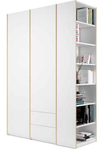 Müller SMALL LIVING Kleiderschrank »Modular Plus Variante 2«, inklusive 2 kleinen... kaufen