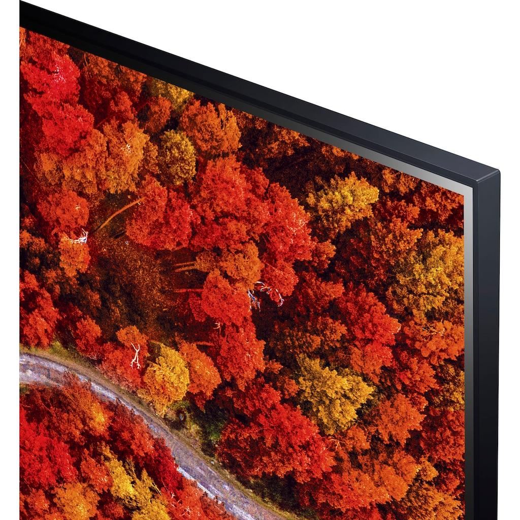 "LG LCD-LED Fernseher »82UP80009LA«, 207 cm/82 "", 4K Ultra HD, Smart-TV, (bis zu 120Hz)-LG Local Contrast-α7 Gen4 4K AI-Prozessor-Sprachassistenten-Dolby Vision IQ™-Dolby Atmos®"