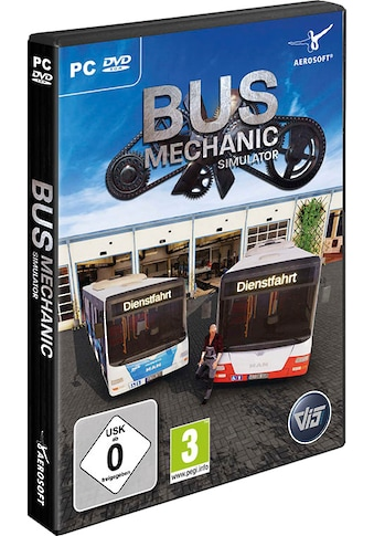 aerosoft Spiel »Bus Mechanic Simulator«, PC kaufen