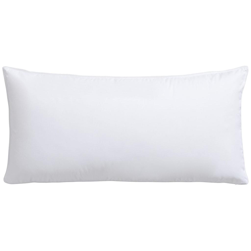 DELAVITA Kopfkissen »Marianne«, Füllung: Polyester, Bezug: Baumwolle, (1 St.), sorgt für mehr Komfort: