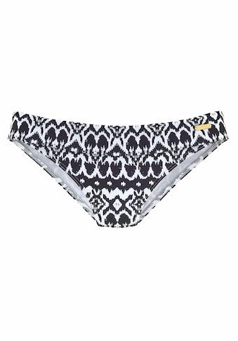 LASCANA Bikini-Hose »Grace«, mit Umschlagbund kaufen