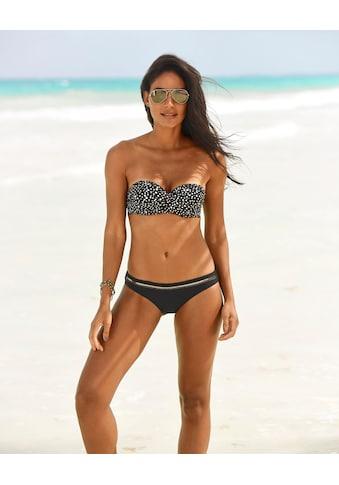 LASCANA Bikini-Hose »Gloria«, mit edlen Pailletten kaufen