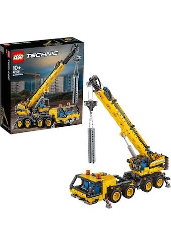 "LEGO® Konstruktionsspielsteine ""Kran - LKW (42108), LEGO® Technic"", Kunststoff, (1292 - tlg.) kaufen"