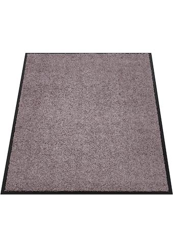 Andiamo Fußmatte »Super Wash & Clean«, rechteckig, 7 mm Höhe, Fussabstreifer,... kaufen