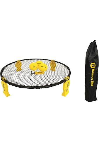 L.A. Sports Trampolinnetz »Bounce Ball Deluxe Set«, (Set, 8 St., Rundnetz,... kaufen