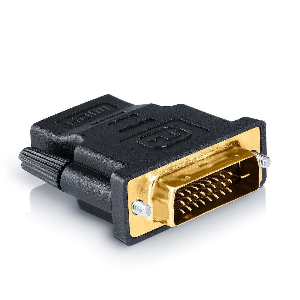 CSL Full HD DVI zu HDMI Video Adapter