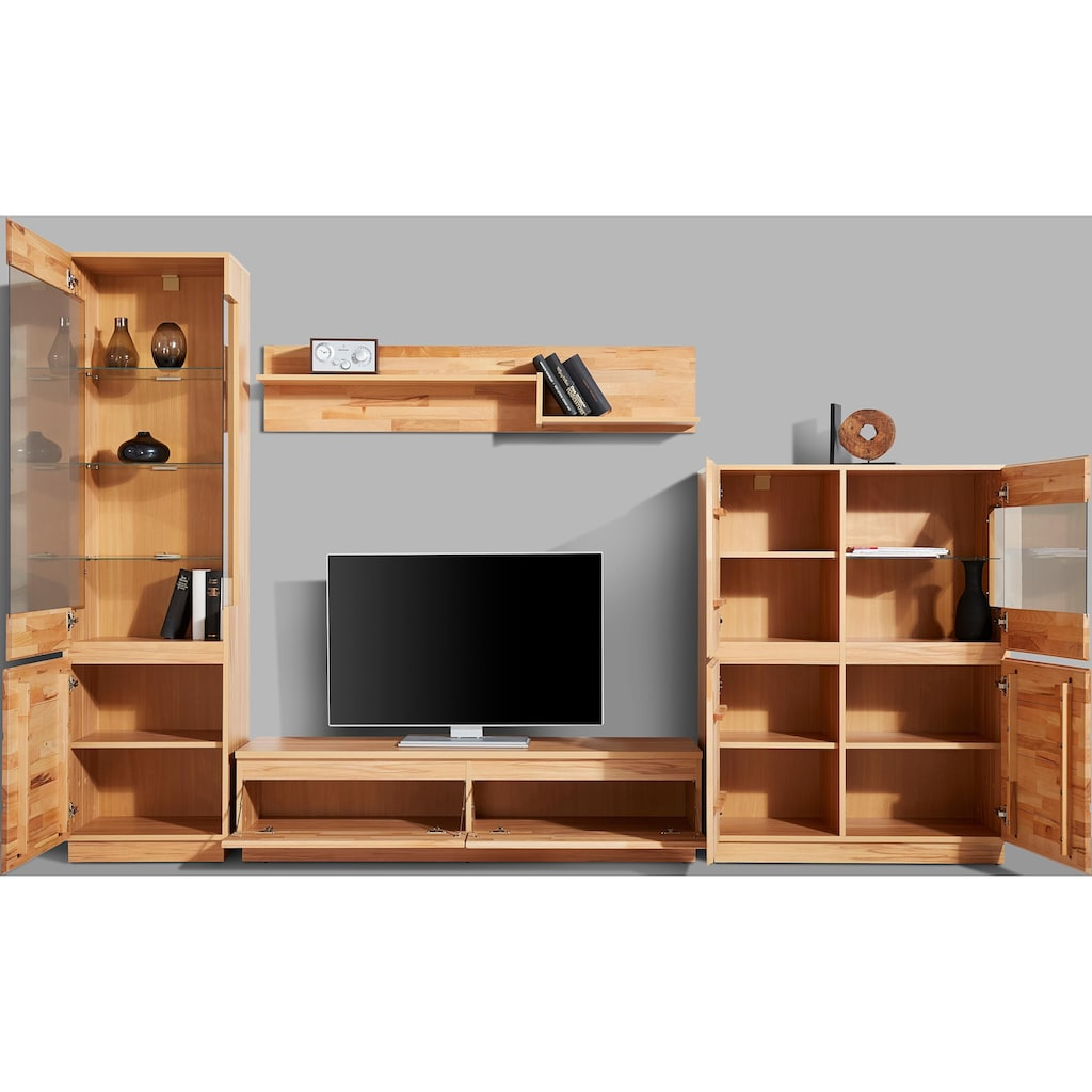 Premium collection by Home affaire Wohnwand, (Set, 4 St.)