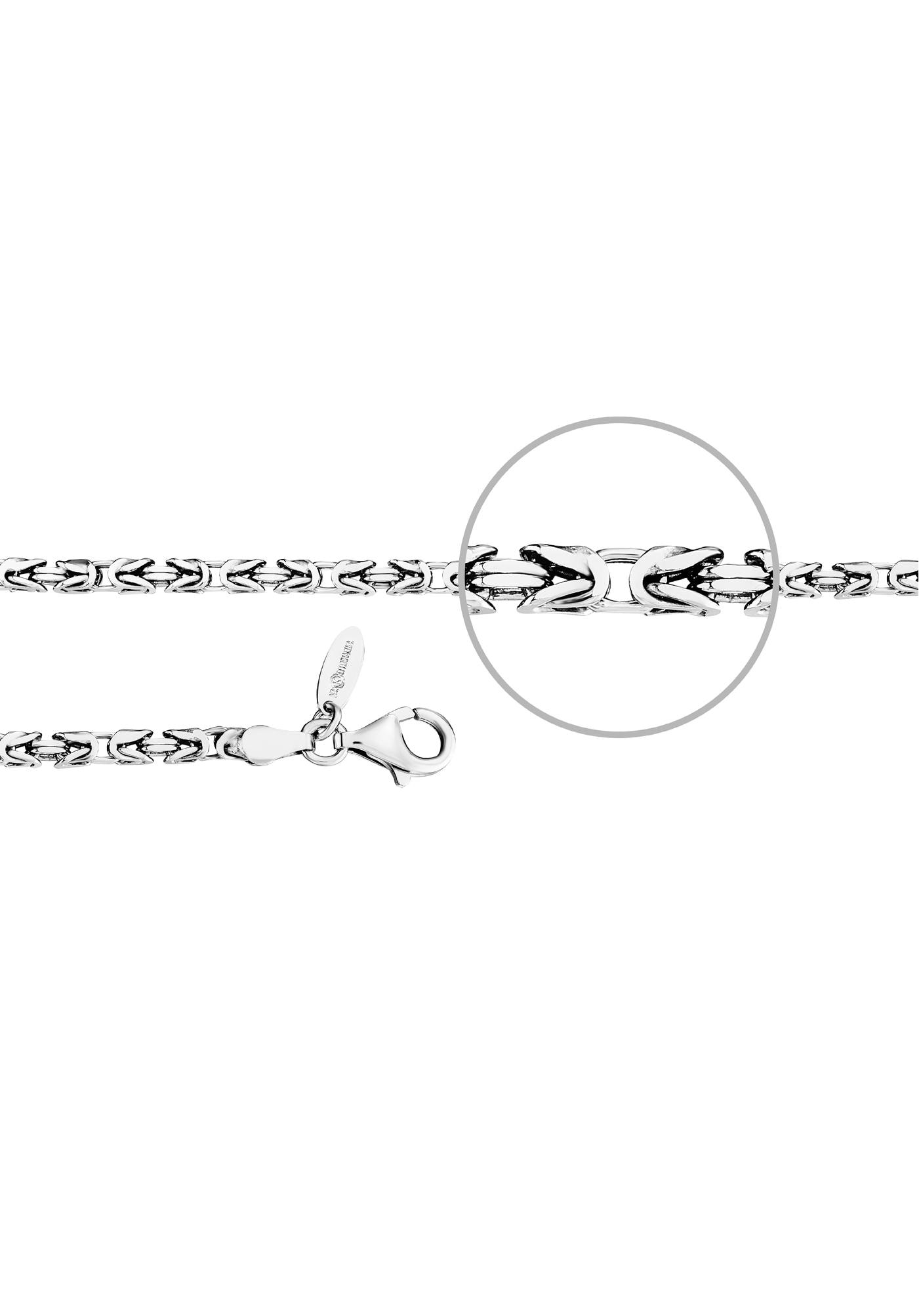 Der Kettenmacher Königsarmband »KÖ1-19S, KÖ1-21S« | Schmuck > Armbänder > Königsarmbänder | DER KETTENMACHER