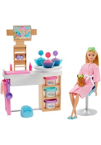 """Mattel® Anziehpuppe """"Barbie Wellness Gesichtsmasken"""" kaufen"""
