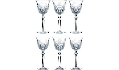 Guido Maria Kretschmer Home&Living Rotweinglas »Palais«, (Set, 6 tlg.), Guidos Favorit, Kristallglas, 230 ml kaufen
