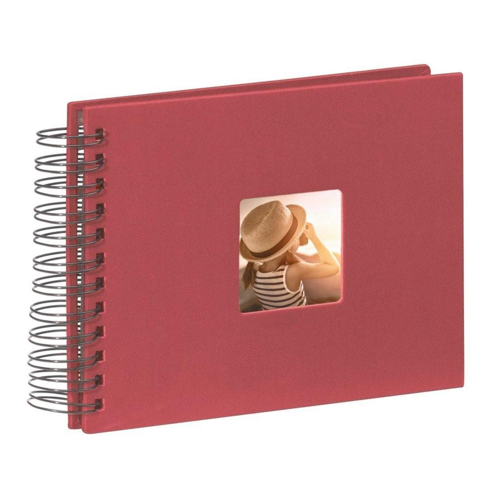 "Hama Spiralalbum 24 x 17 cm, 50 Seiten, Photoalbum "" Fine Art"