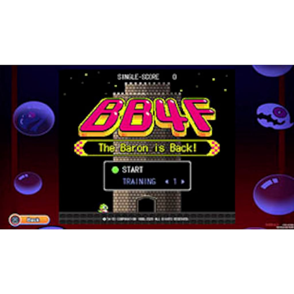 Bubble Bobble 4 Friends: The Baron is Back! PlayStation 4