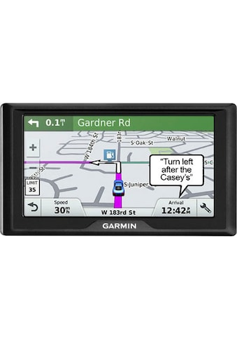 Garmin Navigationsgerät »DRIVE 61 LMT-S EU«, (Europa (46 Länder) inklusive... kaufen