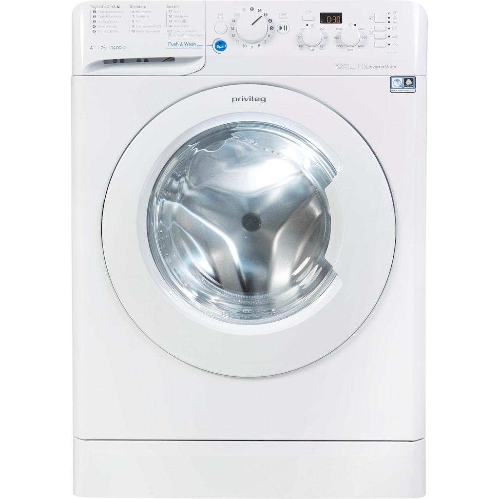 Privileg Waschmaschine PWF X 743