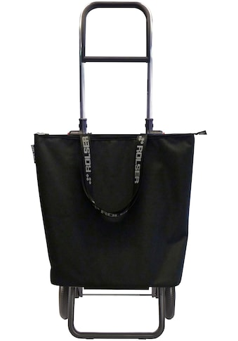 Rolser Einkaufstrolley »Logic RG Mini Bag Plus MF«, mit 2 Rädern, zuzammenplappbar, Tasche abnehmbar kaufen