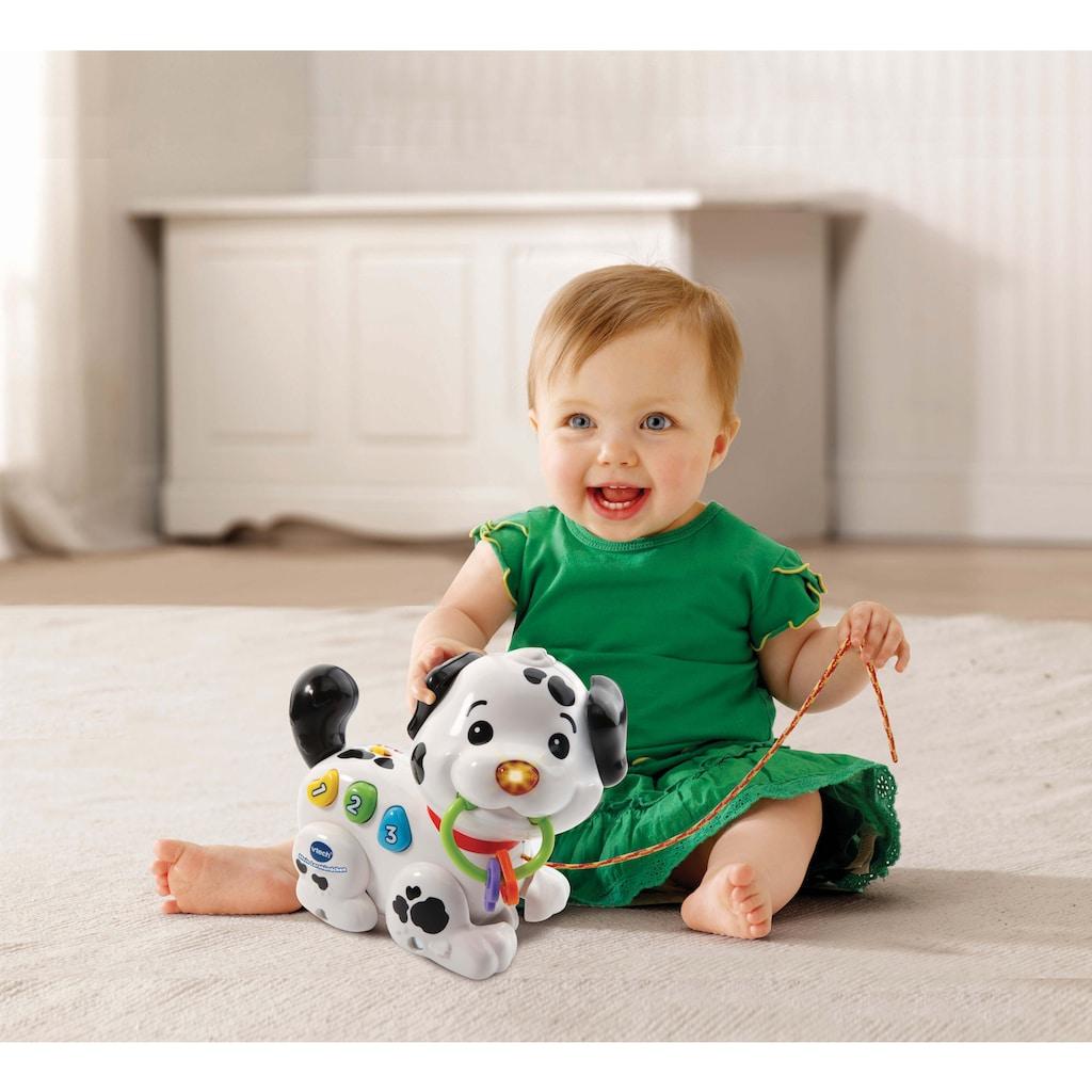 Vtech® Nachziehtier »Vtech Baby Mein Lernhündchen«, Von Pädagogen entwickelt und getestet