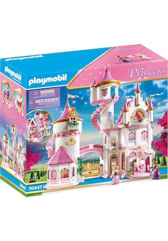 """Playmobil® Konstruktions - Spielset """"Großes Prinzessinnenschloss (70447), Princess"""" kaufen"""