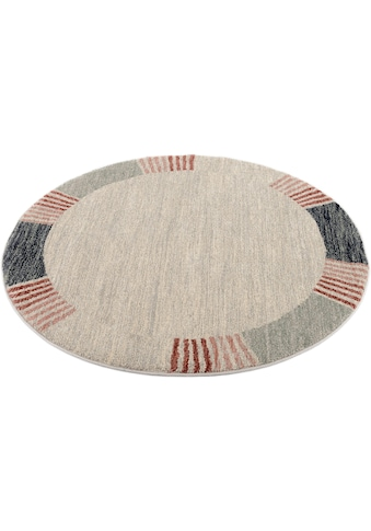 OCI DIE TEPPICHMARKE Teppich »CASTLE FLORA«, rund, 20 mm Höhe, Wohnzimmer kaufen