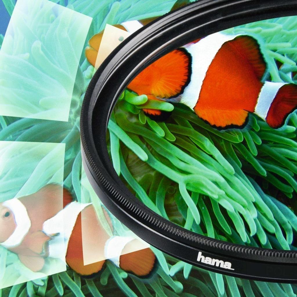 Hama POL Filter, Polarisation, Circular, Coated 58mm