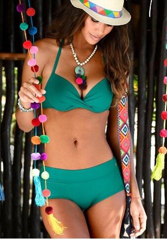 s.Oliver Beachwear Push - Up - Bikini - Top »Spain« kaufen