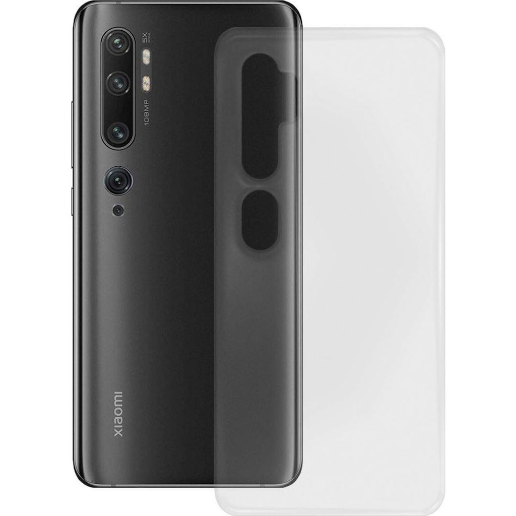 PEDEA Handytasche »Soft TPU Case für Xiaomi Mi Note 10«