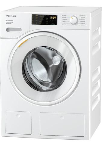 Miele Waschmaschine »WSD663 WCS TDos & 8kg«, MordernLife, WSD663 WCS TDos&8kg kaufen