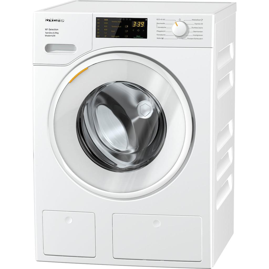 Miele Waschmaschine »WSD663 WCS TDos & 8kg«, MordernLife, WSD663 WCS TDos&8kg