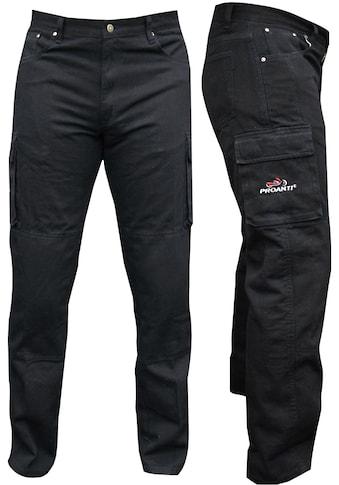 PROANTI Motorradhose, aus Jeans und mit Aramid verstärkt kaufen