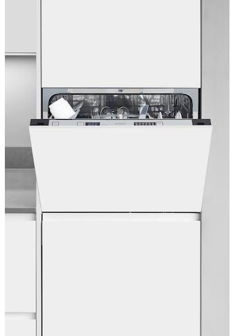 exquisit vollintegrierbarer Geschirrspüler »EGSP 1060.1 EL«, EGSP 1060.1 EL, 7 l, 6... kaufen
