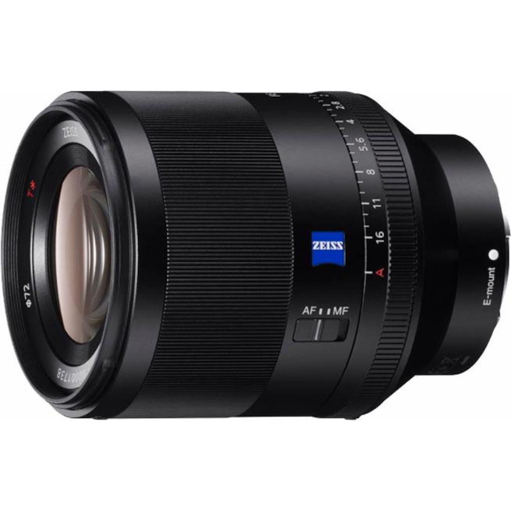 Sony Festbrennweiteobjektiv »SEL50F14Z«